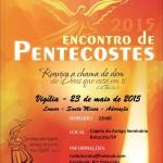 Vigília de Pentecostes acontece na noite do sábado (23), na Capela Santíssima Trindade