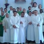 Seminaristas realizaram Missões na Diocese de Ipameri em Goiás