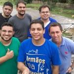 Seminaristas partilham experiência missionária realizada na Fazenda da Esperança