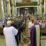 Missa de Cinzas deu início ao Tempo da Quaresma na Catedral