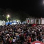 Apresentação da Via Sacra reuniu milhares de pessoas no Largo da Catedral