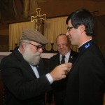 Padre Nelson toma posse na Acadêmia Botucatuense de Letras