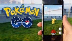A procura do Pokemon