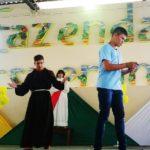 Pe. Emerson visitou seminaristas e participou da Festa de São Francisco na Fazenda da Esperança em Manaus – AM