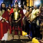 Via Sacra ao vivo reuniu milhares de pessoas no Largo da Catedral