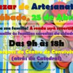 Jovens Senhoras realizam Bazar de Artesanato Beneficente neste sábado (25)