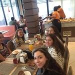 Café com Jesus foi realizado pela turminha da 1ª etapa da Eucaristia