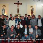 Seminaristas realizaram formação sobre Maturidade Humana