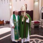 Dom Maurício presidiu Missa de envio do Pe. Luis Iauch para Missão no Amazonas