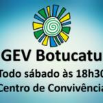 GEV – Grupo Esperança Viva se reúne todos os sábados às 18h30