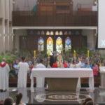 Domingo de Ramos: Missa se iniciará às 9h30 no Colégio Santa Marcelina