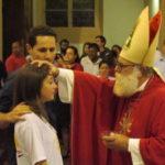 66 jovens foram crismados em nossa Catedral