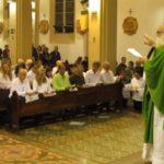 Dom Maurício presidiu Missa de Investidura e Renovação dos MECEs de Paróquias de Botucatu