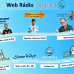 Web Rádio lança nova programação com Missa ao vivo