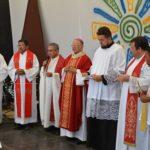 Crisma aconteceu na Fazenda da Esperança onde se encontra o seminarista Athila que realiza o ano pastoral pela Arquidiocese de Botucatu