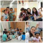 Comunidade Jovens.Com Cristo visita Instituição de Proteção à Infância e à Juventude em São Manuel