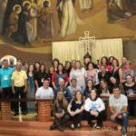 Workshop Backing Vocal com Polyana Demori reuniu dezenas de pessoas
