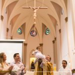Domingo foi marcado pelo Batismo dos pequenos Matheus e Valetina