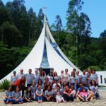 Turminha da Esperança visitou o Santuário Nacional e a Fazenda da Esperança