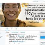 Óbolo de São Pedro se abre ao Twitter e Instagram