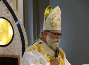 Mensagem de Dom Maurício pelo falecimento do Pe. Sebastião