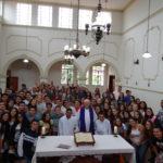 Crismandos participaram do Retiro no Seminário de Agudos