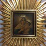 Imagem da Mãe Rainha doada pelo Papa Pio XII foi restaurada
