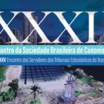 Encontro nacional de canonistas e servidores dos tribunais eclesiásticos