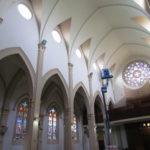 Abrace a Catedral: Vídeo mostra a pintura da Nave Central da Catedral