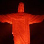 """""""Ação de amor"""" no Cristo Redentor incentiva novos doadores de sangue"""