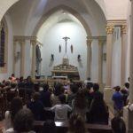 Segunda Etapa da Catequese realiza Adoração ao Santíssimo Sacramento