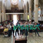 Turminha da Esperança faz  convite para as crianças da Catequese