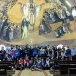 Crismandos de nossa Catedral se encontram com Dom Maurício