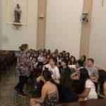 Crianças da Catequese participam de concurso de desenho e conhecem a Catedral em detalhes