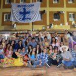 10 anos da Comunidade Jovens.Com Cristo