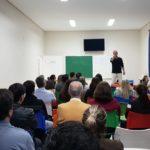 Equipe de Catequistas e Pastoral da Família se encontram para momento de reflexão