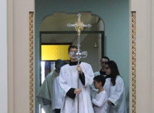Celebração do Dia de Natal e Batismos