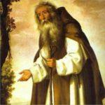 Santo Antão, exemplo de castidade, de obediência e pobreza