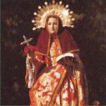 Santa Eulália – Mártir e virgem espanhola