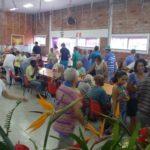Pastoral da Família e Turminha da Esperança realizam Festa de Pré-carnaval no Asilo