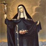 Santa Escolástica – Fundadora da Ordem das Beneditinas