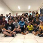 Comunidade de Jovens da Catedral se reúne e realiza momento de confraternização