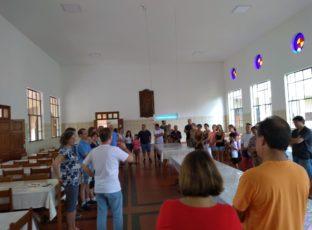 Pastoral da Família realiza retiro no Seminário de Agudos