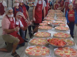 Pastoral da Família realiza 24ª Pizza da Criança