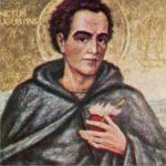 Santo Agostinho de Cantuária, monge beneditino