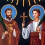 São Marcelino e São Pedro, instrumentos da Divina Providência