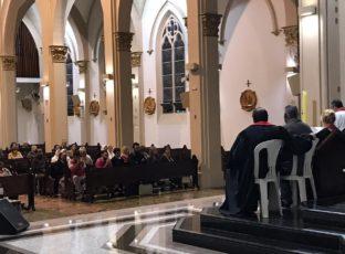 Celebração da Semana da Unidade dos Cristãos