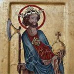 Santo Olavo, o santo rei da Noruega