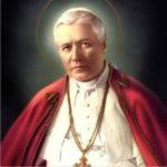 São Pio X, favoreceu a comunhão diária