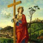 Santa Helena, dedicou-se ao Cristianismo